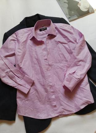 Рубашка для школы, 11-12 лет