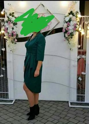 Сукня на запах,платье на запах