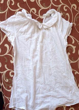 Блуза с коротки рукавом stradivarius