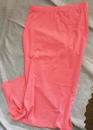 Макси юбка цвет 🔥 с разрезами, можно как платье