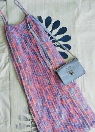 Платье плиссе в плиссировку плиссированное сарафан плаття сукня плісе в плісировку