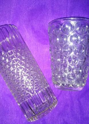 Набор красивых винтажных  ваз ссср