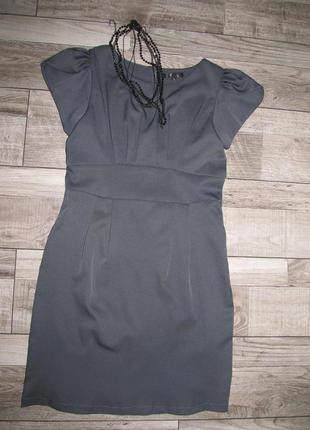 Платье приталенного силуэта от cutie р. 46