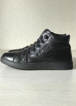 Ботинки 35 р. кожа