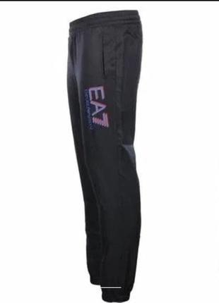 Улётные спортивные штаны (спортивки, треники) от emporio armani ea7