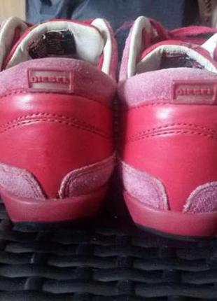 Продам женские кроссовки diesel. 100%оригинал.
