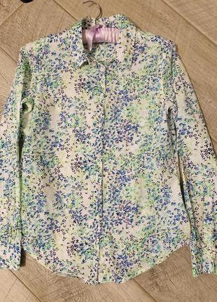Рубашка от benetton