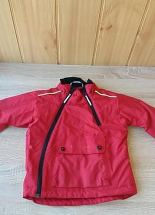 Брендовая термо куртка