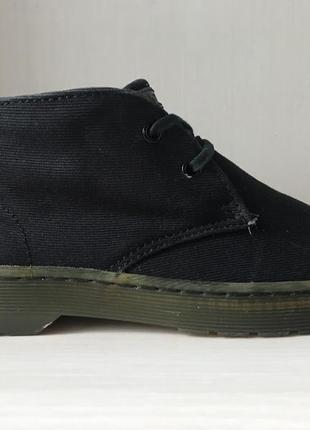 Ботинки dr. martens mayport canvas chukka boots оригинал дезерты