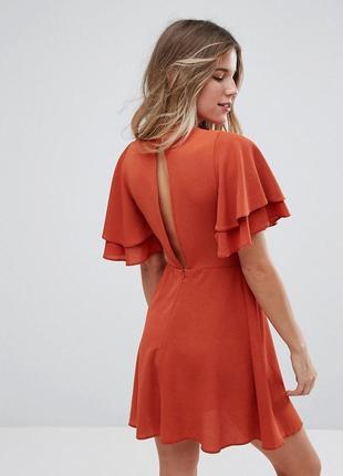 Сукня з обємними рукавами❤️