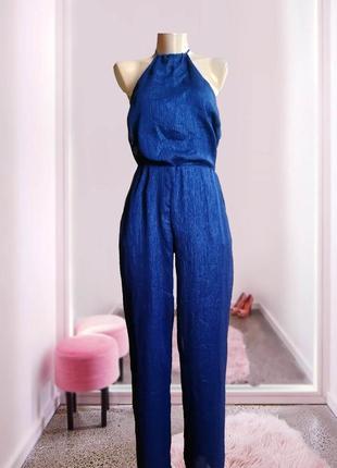 В наличии распродаа одежды - 50 % ! синий нарядный комбинезон франция франция франция