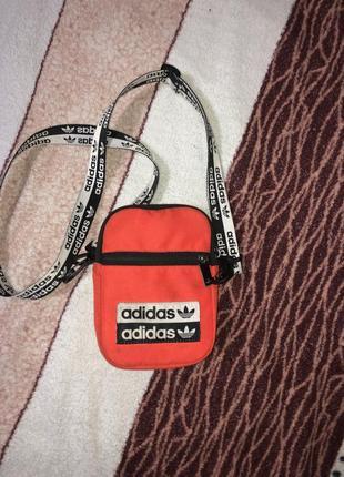 Месенджер adidas festival bag