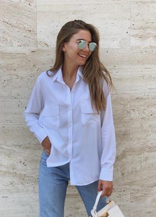 Рубашка штапель