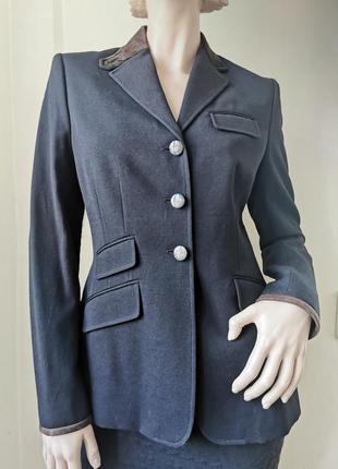 Ralph lauren шерстяной пиджак .оригинал, япония