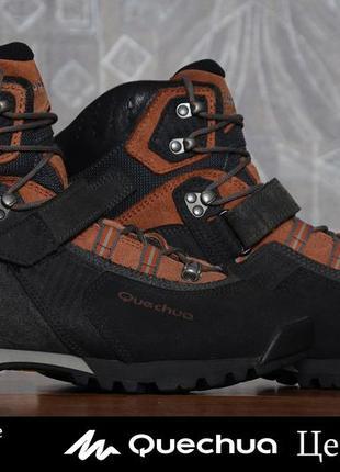 Quechua теплые зимние ботинки, оригинал!