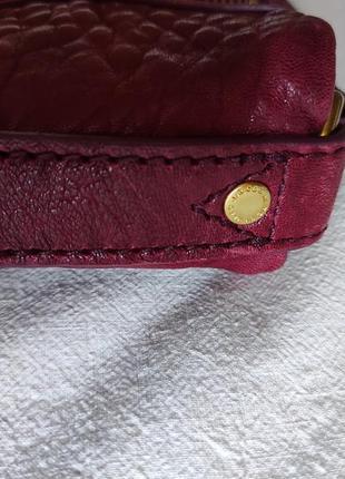 Подлинная большая деловая сумка  от marc jacobs leola zip large hobo.8 фото