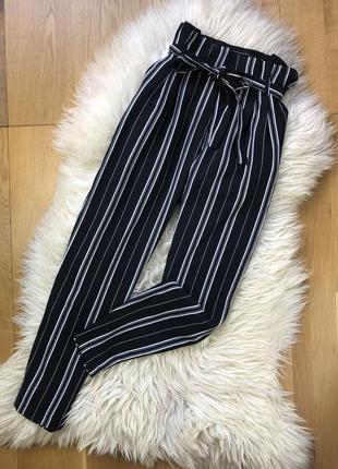 Трендові штани з високою посадкою amisu