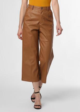 Ідеальні шкіряні штани marie lund