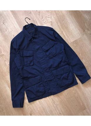 Куртка uniqlo рубашка овершот { acne allsaints cos carhartt wip a.p.c. our legacy }