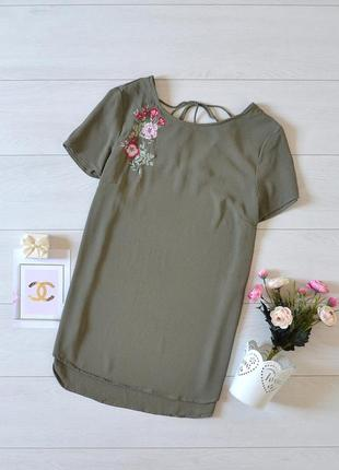 Трендова блуза з вишивкою new look