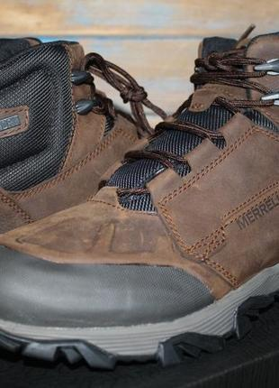 Мужские ботинки merrell coldpack ice snow boot j91843