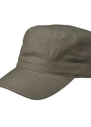На день защитника 14и15 160военная кепка милитари фасон немка коттон унисекс олива