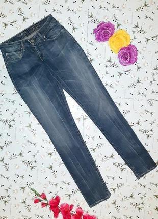🎁1+1=3 крутые винтажные узкие зауженные джинсы скинни levis оригинал, размер 44 - 46
