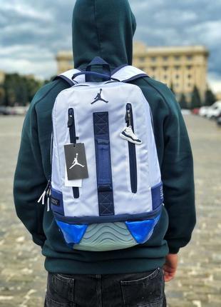 Мужской вместительный рюкзак jordan