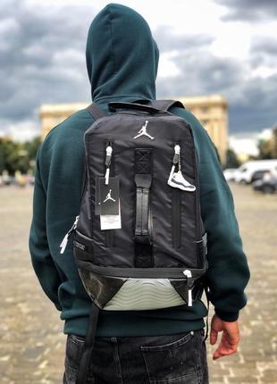 Вместительный мужской рюкзак jordan