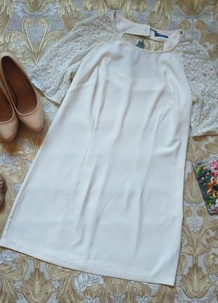 Шикарное платье. на бирке- 16 р-р(48-50)