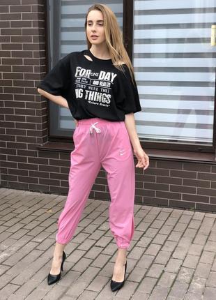 Женские спортивные штаны джоггеры nike