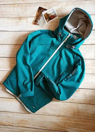 Куртка salomon clima pro мембрана 10 термо трекинг турист trekking outdoor