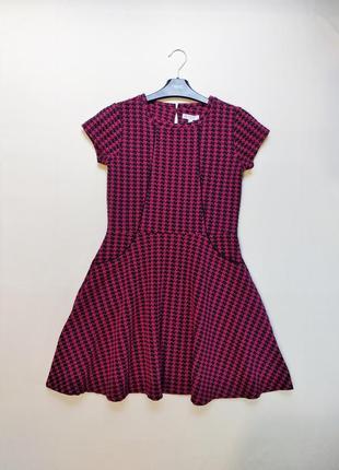 Актуальное фактурное платье c&a xxs - xs