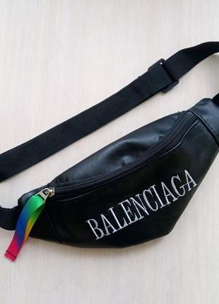 Бананка сумка на пряс или через плечо