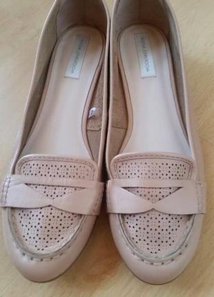 Женские туфли мокассины,  пенни-лоферы  rocha john rocha