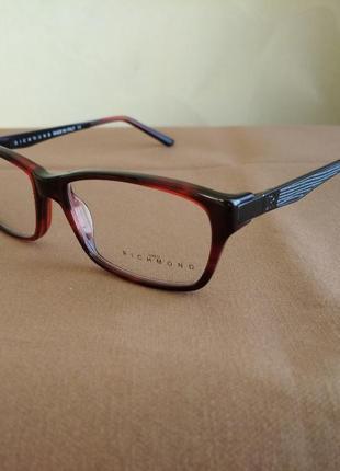Фирменная оправа под линзы,очки richmond jr204 02 оригинал италия