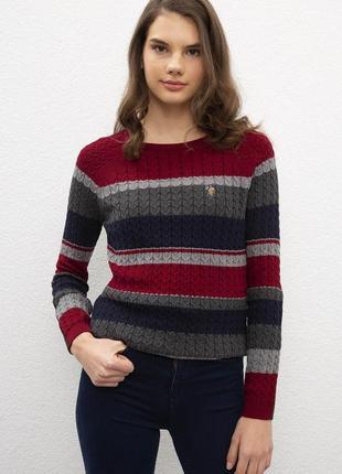 Женский свитер u.s.polo assn ( uspa, юс поло ассн )