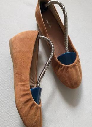 Замшевые туфли likeng размер 37