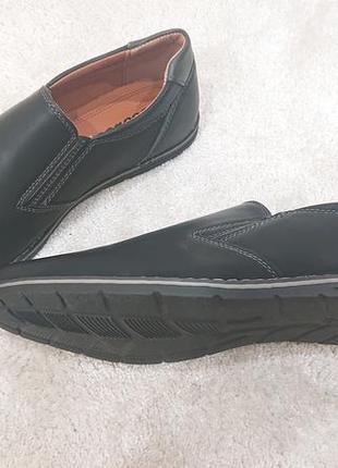 Новая модель мужские туфли (размер 41-46)3 фото