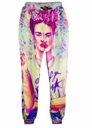 Крутые брюки uideazone frida kahlo
