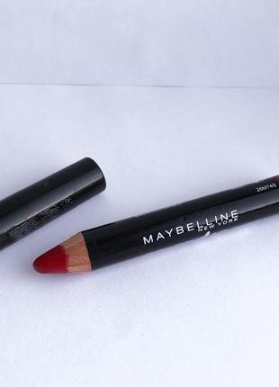Помада карандаш мейбелин maybelline 520