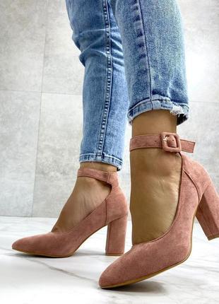 Туфли klera