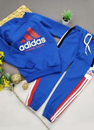 Спортивний костюм - двійка адідас.