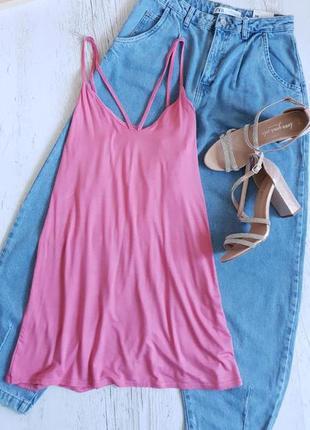 Легкое платье в бельевом стиле