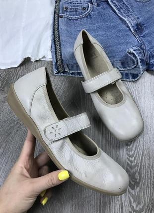 Невероятно гибкие и мягкие туфельки
