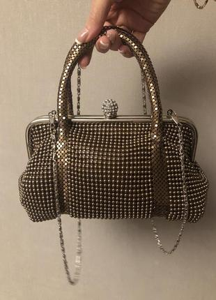 Вечерняя мини-сумочка