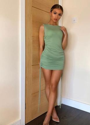Бандажное платье 🔥