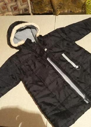 Куртка осень на 92 см