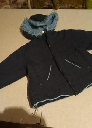 Куртка осень/зима на 92 см
