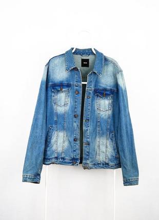Джинсовая куртка asos оригинал ( размер l )